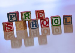 preschool daily schedules